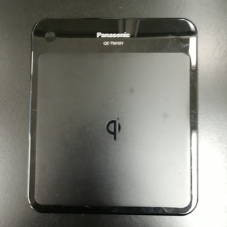 Panasonic QE-TM101  ワイヤレスチャジャー 新...