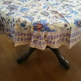 アンティーク丸テーブル