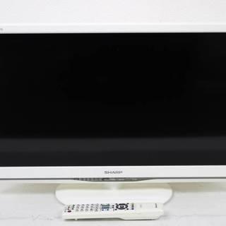 242) SHARP シャープ AQUOS 24型 液晶テレビ L...