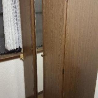 【9/24引取まで】木製 洋タンス 美品