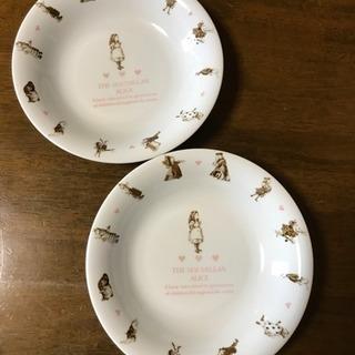 不思議の国のアリスのカレー皿
