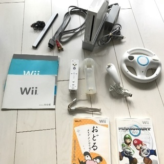 Wii 本体 他セット