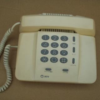 NTT電話機「プリラン」