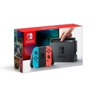 【中古】Nintendo Switch ネオンカラー スプラ2+α