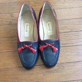 SUZANNE 婦人靴 22cm