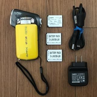 SANYO デジタルムービーカメラ Xacti DMX-CA100...