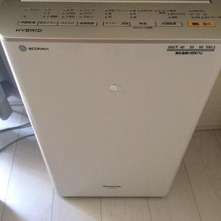 パナソニック ハイブリッド方式 衣類乾燥除湿機 F-YC120HLX