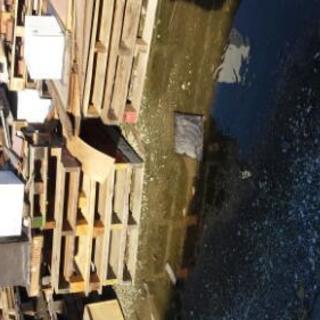 木製パレット、廃材差し上げます