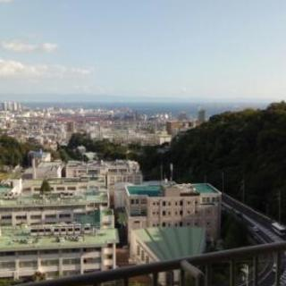 神戸の景色を見渡せるマンション