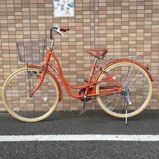 自転車(美品)26インチ
