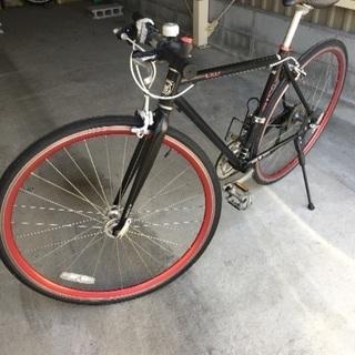 クロスバイク リヤ 8段