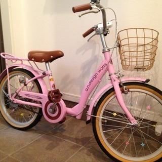 18インチ 子ども用 自転車