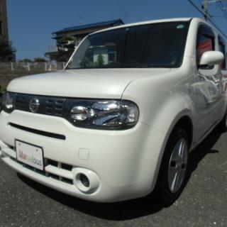 平成22年式 キューブ 車検2年付き 乗り出し39万円