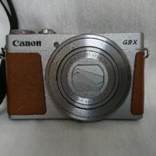【値下げ】Canon PowerShot G9X シルバー