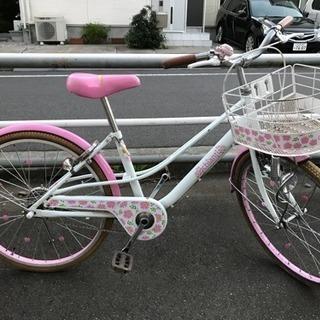 ★女の子自転車22インチ★