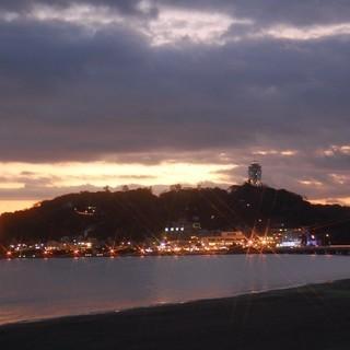 10月7日(10/7)  湘南江ノ島探訪サンセット〜ナイトウォーキ...
