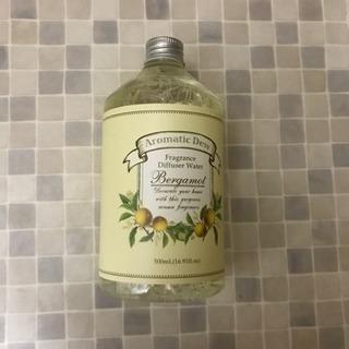 アロマティックデュー  ベルガモットの香り