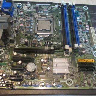 Intel Core i7 2600K+H67マザー+Window...