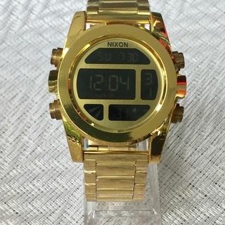 新品未使用 NIXON 腕時計