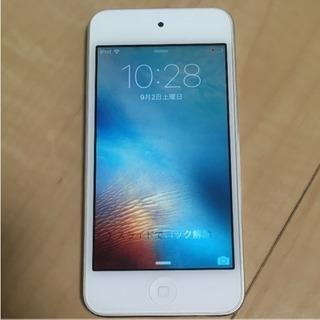 ipod touch 5世代 シルバー 32GB