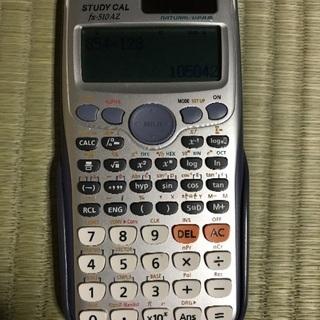 CASIO関数電卓fx-510AZ
