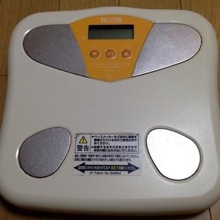 値下げ!!♪タニタTANITA体重・体脂肪計BF-520♪
