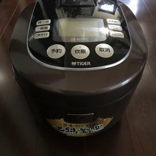 炊飯器 タイガー土鍋IH炊飯ジャー:JKN-A100