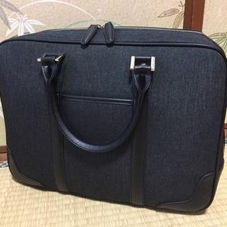 紳士用ビジネスバッグ