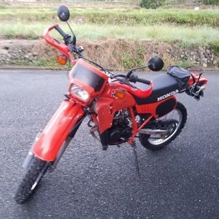 ☆低走行☆MTX50Rフルサイズオフ