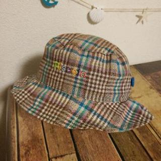 ベビー ピッコロ キムラタン 帽子 48cm