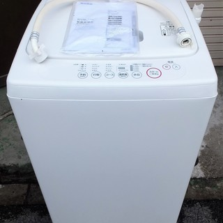☆MUJI 無印良品 東芝 M-AW42F 4.2kg 全自動電...