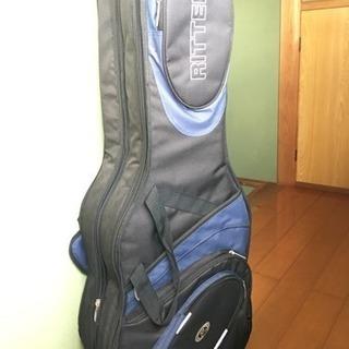 2本収納 エレキギター ギグバッグ リッター