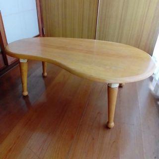 ローテーブル(傷・汚れあり)《お取引中》