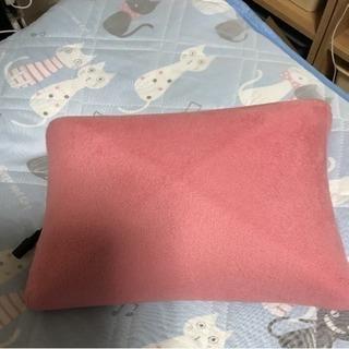 ルルドマッサージクッションS ピンク AX−HL138
