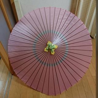番傘 和傘 昭和 レトロ 当時物 古民家 ビンテージ 和装小物 ビ...