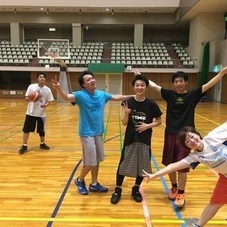 9/21(木)19:00 中SC フリーバスケ