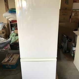 シャープ ノンフロン冷凍冷蔵庫 SJ-T17R-YG 2009年製