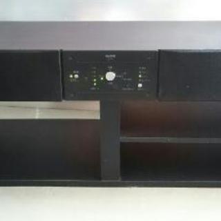 【中古】テレビ台 オーディオラック TD-AVR1