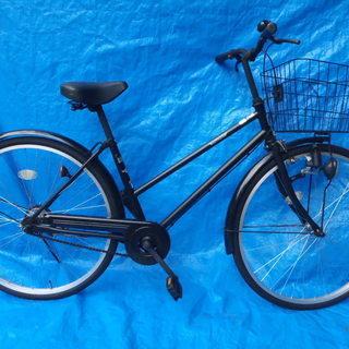 キレイ!ギア無しのシティサイクル 中古自転車 121