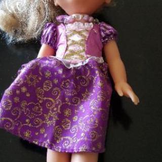 ラプンツェルのお人形