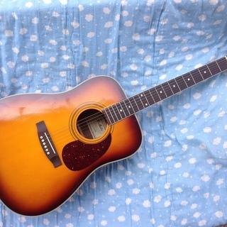 値下げあり(^^)アコースティックギター♪
