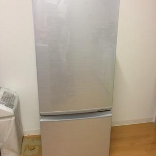 シャープ ノンフロント冷凍冷蔵庫 167L