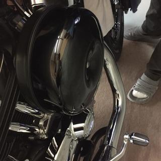 Harley Davidson 2017年式 XL1200X エア...