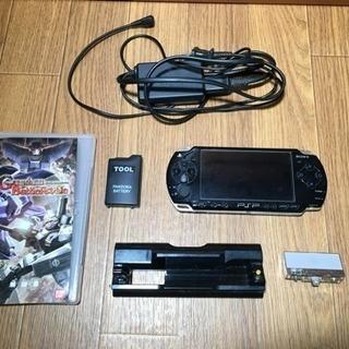 【阪南在住限定】PSP本体・ワンセグチューナー