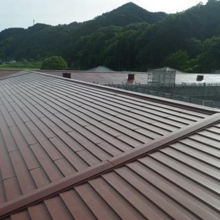 日払いOK❗️屋根・外壁の取付作業です❗️