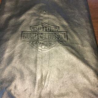 Harley Davidson オーナー限定 書類入れ