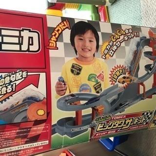 【取引中】びゅんびゅん ビッグタワーサーキット