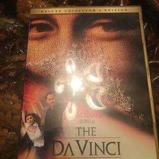 ダヴィンチコード 中古DVD