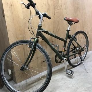 ルイガノ 自転車 GYOKUROカラー