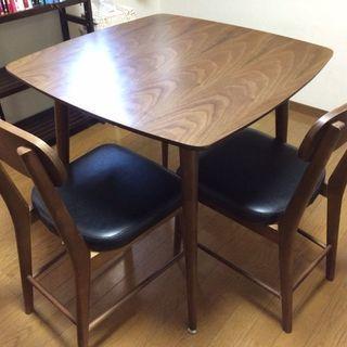 テーブル椅子セット B COMPANY  購入